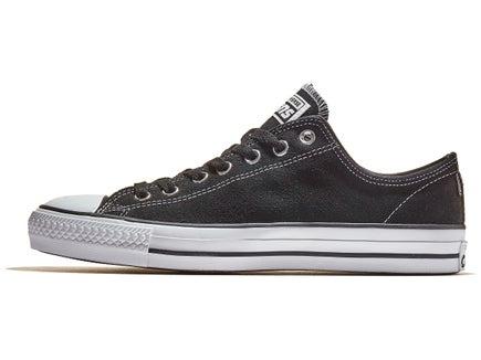 0a878d9b6f9d Converse CTAS Pro Shoes Black Black White Suede