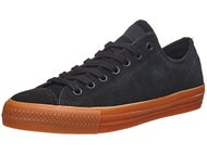 Converse CTAS Pro Ox Shoes  Black/Gum Suede