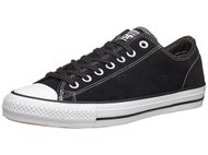 Converse CTAS Pro Shoes  Black/White Suede