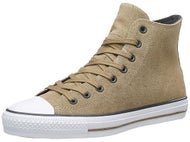 Converse CTAS Pro Hi Shoes  Chocolate/Almost Blk/White