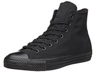 Converse CTAS Pro Hi Shoes  Black/Black
