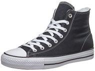 Converse CTAS Pro Hi Shoes Black/White/Black Canvas
