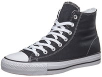 Converse CTAS Pro Hi Shoes Black/White/Black