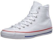 Converse CTAS Pro Hi Shoes White/Red/Blue