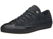 Converse CTAS Pro Shoes  Black/Black Suede