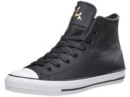 Converse CTAS Pro Shoes  Black/Rich Gold/White