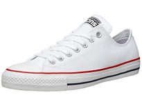 Converse CTAS Pro Shoes  White/Red/Navy