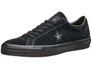 Converse One Star Pro Shoes  Black/Black/Black