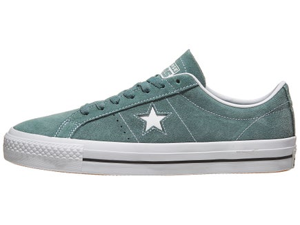 9a7fc75a7fc4af Converse One Star Pro Shoes Hasta White White