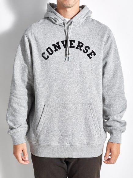Converse Quilted Panel Pullover Hoodie : quilted panel - Adamdwight.com