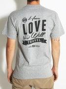 Dieta Have Love Will Travel Pocket T-Shirt