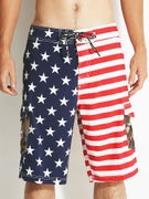DGK Americana Boardshorts