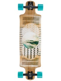 DB Longboards Contra 35 Complete  9.5 x 35.5