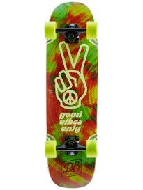 DB Longboards Good Vibes Mini Complete  8.75 x 28.75