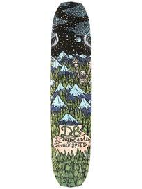 DB Longboards Single Speed Deck  9.125 x 40.5
