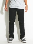 DC x Ben Davis Straight Pants Black