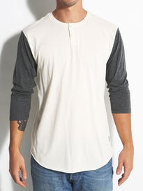 DC Basic 3/4 Sleeve Knit Shirt