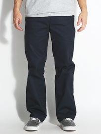 DC Core All Season Chino Pants Black Iris