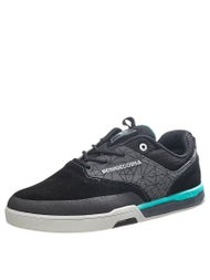 DC Cole Lite 3 S Shoes  Black/Emerald