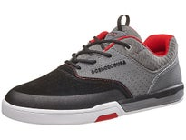DC Cole Lite 3 S Shoes Grey/Black/Red