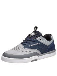 DC Cole Lite 3 S Shoes  Grey/Blue/Grey