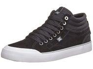 DC Evan Smith Hi S Shoes Black/White