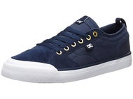 DC Evan Smith S Shoes Navy/Dk Chocolate
