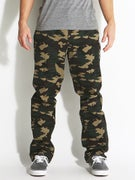 DC Kalis Chino Pants Woodland Camo