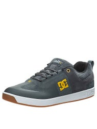 DC x Shut Lynx Prestige S Shoes  Charcoal/Yellow