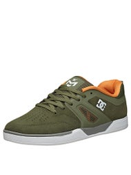 DC Matt Miller S Shoes  Olive/Citrus