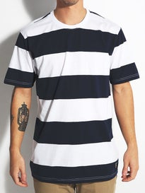 DC Madars Stripe Knit Shirt