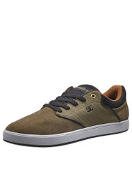 DC Mikey Taylor Shoes  Olive