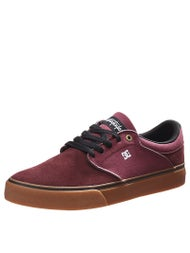 DC Mikey Taylor Vulc Shoes  Burgundy