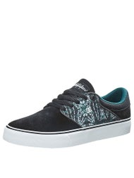 DC Mikey Taylor Vulc SE Shoes  Black/White/Green