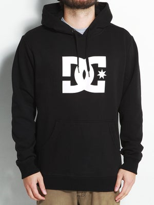 DC Star Pullover Black MD