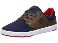 DC Plaza TC S Tiago Lemos Shoes Navy/Dk Chocolate
