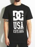 DC RD USA Stack T-Shirt