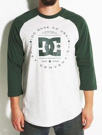 DC Rebuilt Raglan T-Shirt