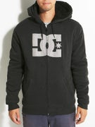 DC Rebel Star Sherpa Hoodzip