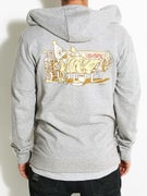 DC S. Cliver Print Core Hoodzip