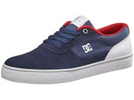 DC Switch S Shoes  Navy/White