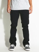 DC Worker Straight Chino Pants  Black