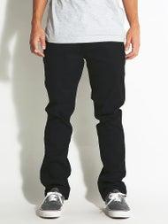 DC Worker Straight Chino Pants  Black