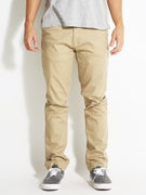 DC Worker Straight Chino Pants  Khaki