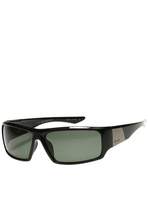 Dot Dash Destro Black Gloss w/Grey Polarized Lens