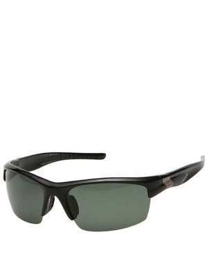 Dot Dash Fractal Black/Grey Polarized Lens