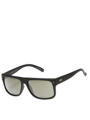 Dot Dash Sidecar Black Clear w/Grey Lens