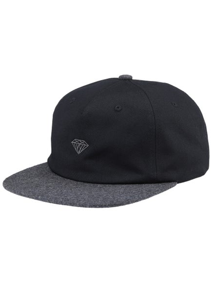 fe18c0eaa5ac20 Diamond Micro 2Tone Brilliant Strapback Hat