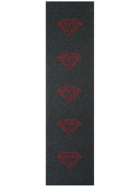 Diamond Brilliant Griptape Red