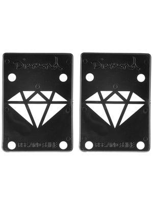 Diamond Black Riser Pads 1/8
